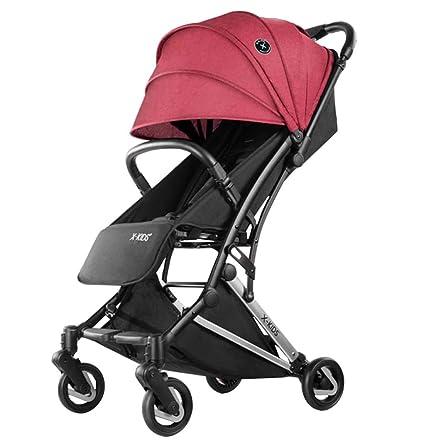 Yhz-Baby carriage El Cochecito De Bebé Plegable Ligero Puede ...