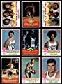 1973-74 Topps Kentucky Colonels Team Set Kentucky Colonels (Baseball Set) Dean's Cards 5.5 - EX+ Colonels