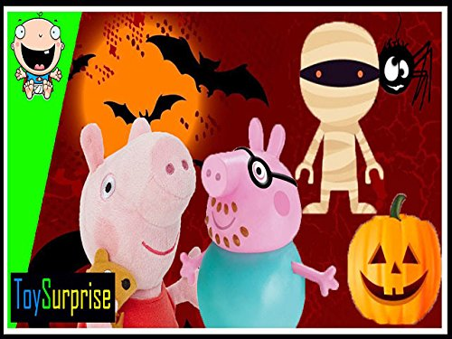 Halloween with Peppa Pig