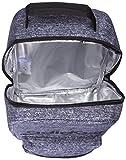 adidas Unisex Santiago Insulated Lunch Bag, Onix