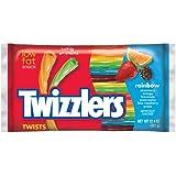 TWIZZLERS Twists (Rainbow Assortment, 12.4-Ounce Bag)