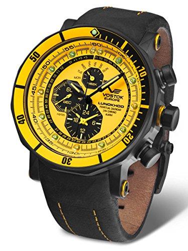 Vostok Europe YM86/620C504 Lunokhod 2 Pro Diver Watch
