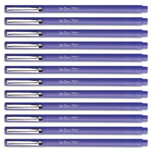 Uchida Le Pen .3MM Point Lavender Ink 1 Box