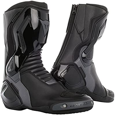 23c16fd19 Amazon.com  Dainese Nexus D-WP Mens Motorcycle Boots Black Anthracite 42  Euro 9 USA  Automotive
