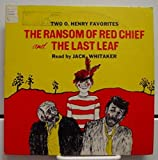 JACK WHITAKER RANSOM OF RED CHIEF & LAST LEAF vinyl record