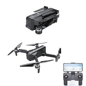 JIANCHI Drone RC, GPS 5G WiFi FPV, Motor sin escobillas con cámara ...