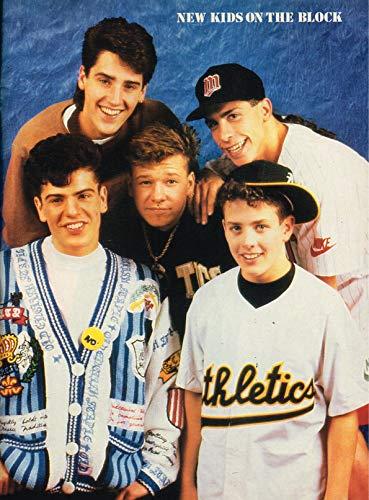 New Kids on The Block - Joey McIntyre - Jonathan & Jordan Knight - Donnie Wahlberg - Danny Wood - NKOTB - 11