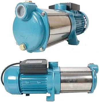 Bomba de jardín bomba de jardín para pozo 1500 W 400 V 95L/min bomba de agua de superficie: Amazon.es: Bricolaje y herramientas