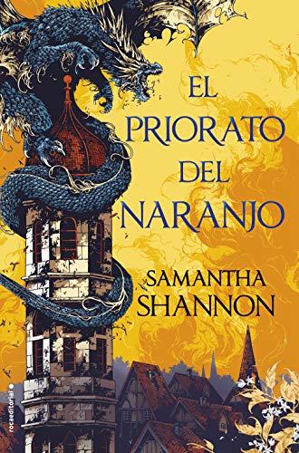 El priorato del naranjo (Novela) por Samantha Shannon,Jorge Rizzo