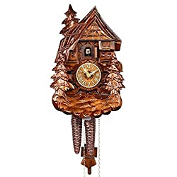 ISDD Adolf Herr Cuckoo Clock - The Black Forest Farm House