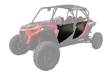 Amazon com: Dragonfire Racing Utv Doors for Polaris Rzr 4