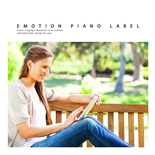 (New Age Piano Listening Comfortably Sitting On A Park Bench )