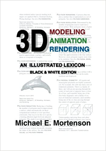 amazon 3d modeling animation and rendering an illustrated lexicon