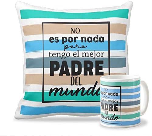 Pack Taza + Cojín ideales para el Día del Padre | Tazas de ...