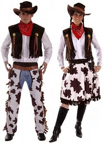 Fancy Me Parejas Hombre y Mujer Vaquero & Vaquera Woody & Jessie ...