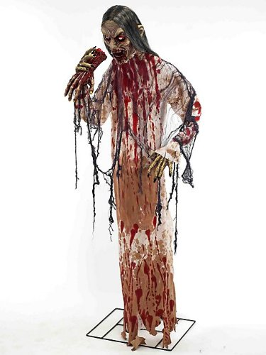 Man Eater Zombie Prop - Life Size Zombie Statue