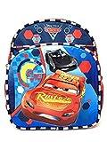 Mini Backpack - Disney - Cars 3 - Lighting McQueen Checker Line 110505
