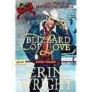 Blizzard of Love: A SWEET Western Romance Novella (SWEET Long Valley Book 2)