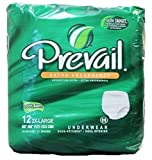 Prevail Protective Underwear PV517 CS/48 XXLarge by First Quality by Prevail