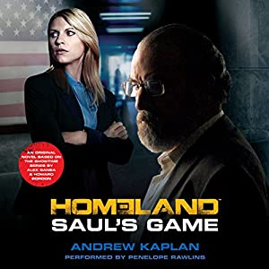 Homeland: Saul's Game Audiobook