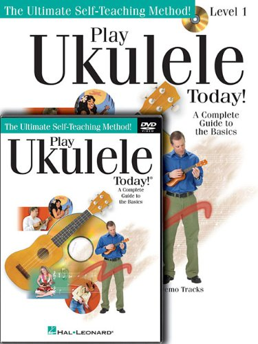 Play Ukulele Today] Beginner's Pack - Includes Book & Online Media (Play Ukulele Today)