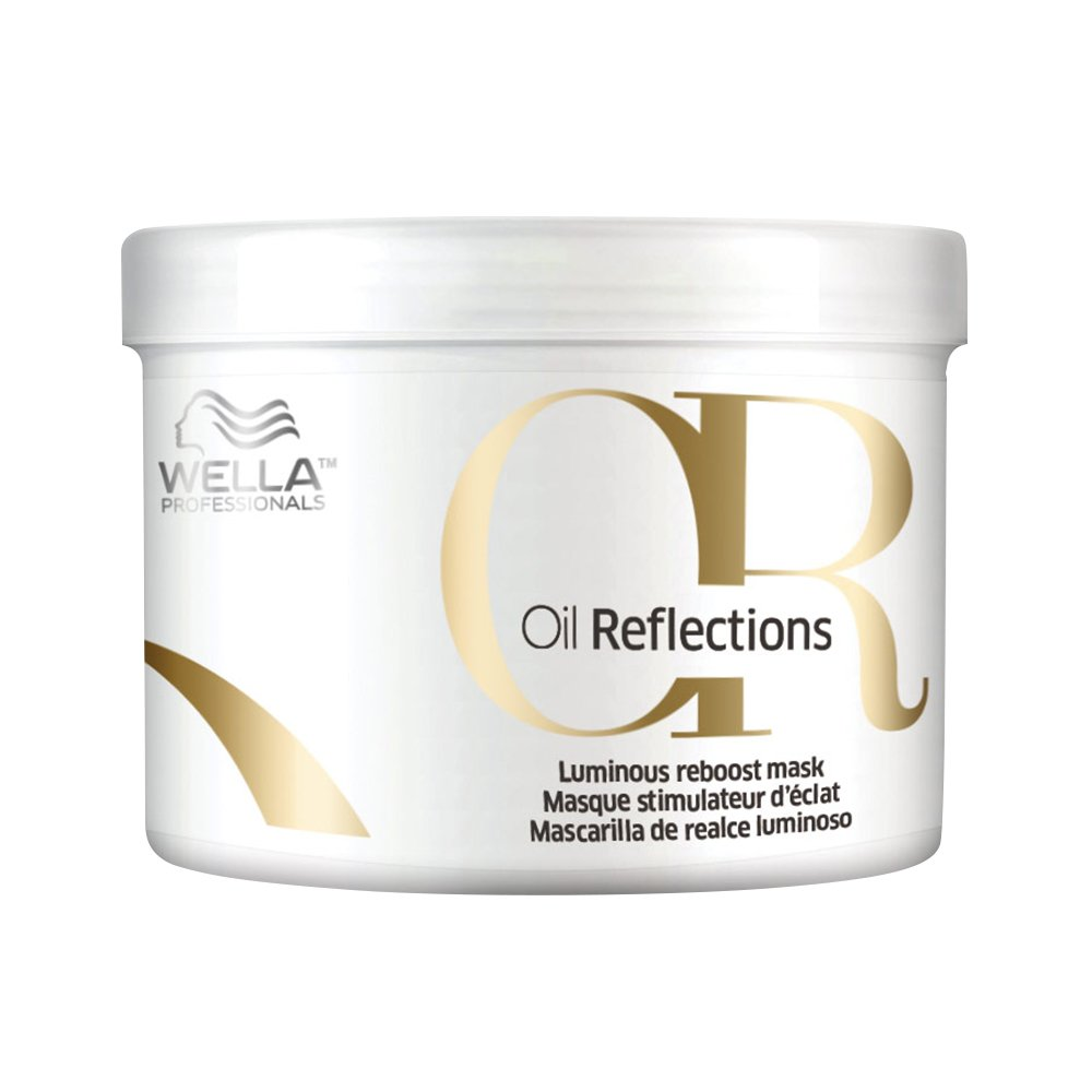 Wella Oil Reflections Luminous Re-boost Mask, 16.91 Ounce by Wella (Image #1)