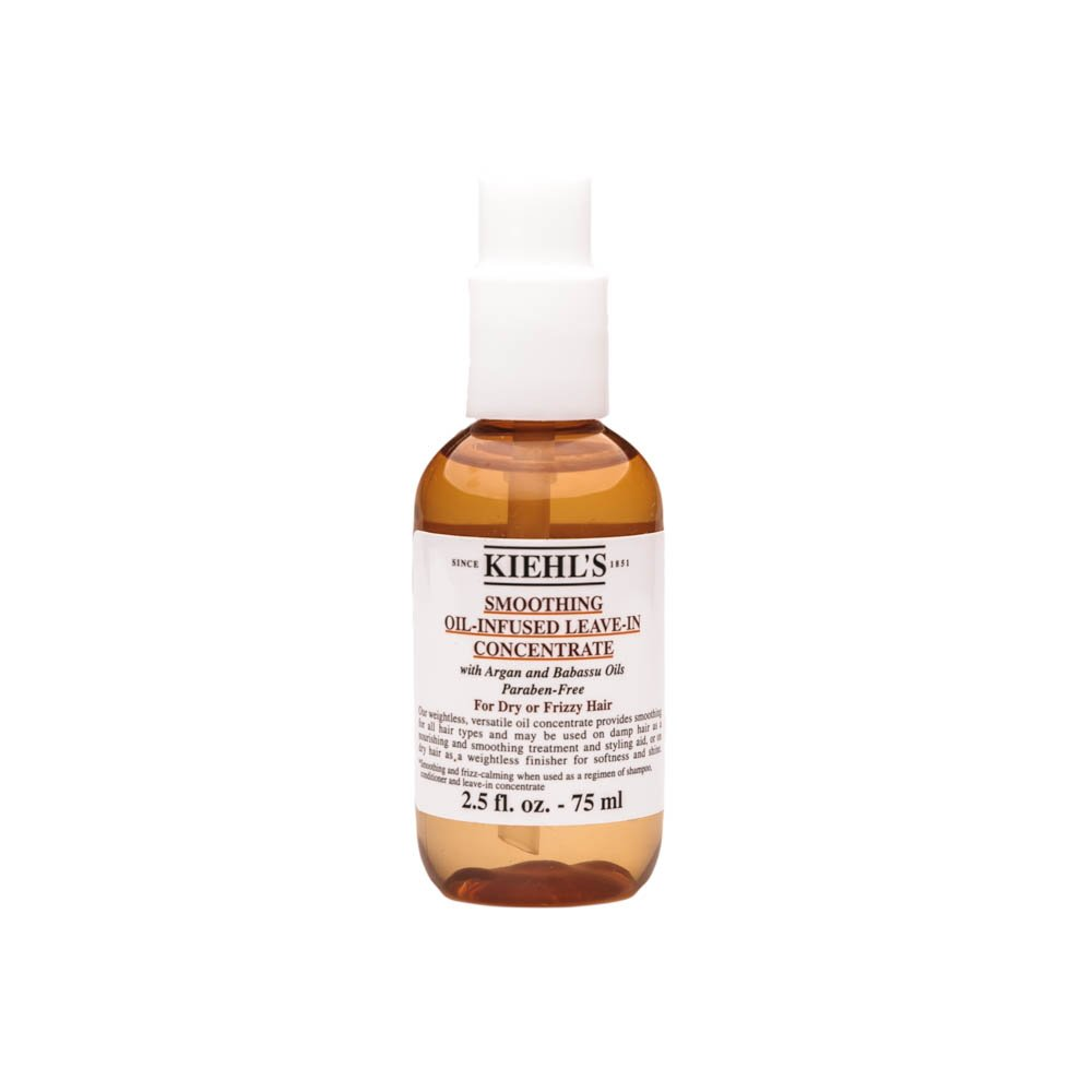 Kiehl's Smoothing Oil-Infused Leave-in Concentrate 2.5oz Kiehl' s