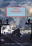 Book Cover for The Z Murders (British Library Crime Classics)