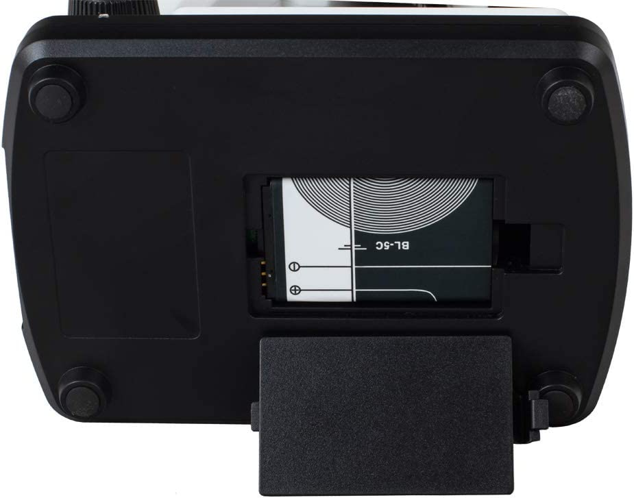 con Pantalla LCD Microscopio Digital Port/átil USB Levenhuk DTX 500 LCD 20/–500x