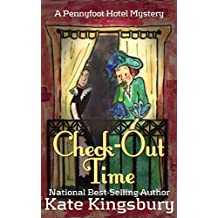 Check-Out Time (Pennyfoot Hotel Book 5)