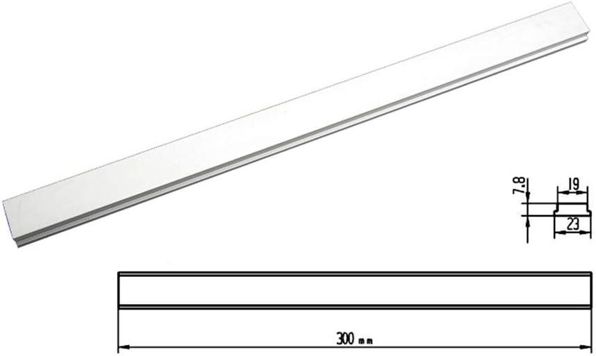 belupai 450mm T Track Slot Sliding Slab fits for T-Slot T-Track Woodworking Tool