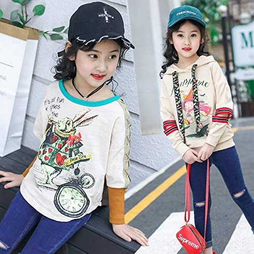MV Children Casual Personality Hole Shorts Cotton Short-Sleeved T-Shirt Outside