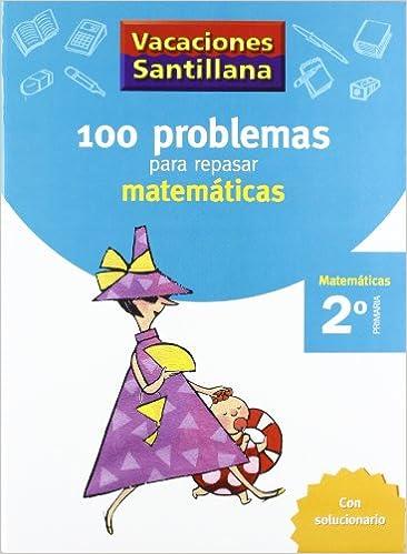 Vacaciónes Santillana, matemáticas, 2 Educación PriMaría. Cuaderno - 9788429408386: Amazon.es: Varios autores: Libros