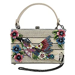 Hummingbird Top-Handle Bag