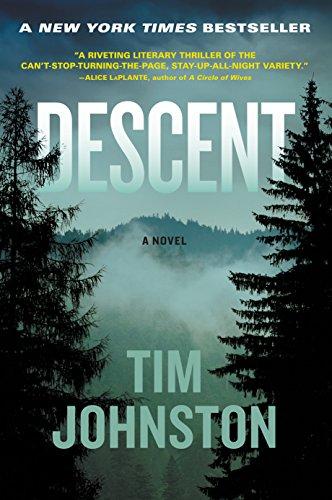 Time Hardback - Descent: A Novel