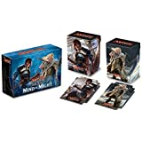 Mind vs Might Duel Deck Box For Magic the Gathering Ultra Pro MTG Jhoira & Lovisa