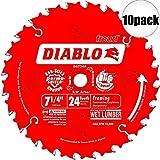 framing blades 10pack - Diablo D0724A 7-1/4