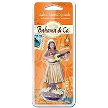 Bahama & Co. E300860500 Hula Girl, Oahu Island Splash