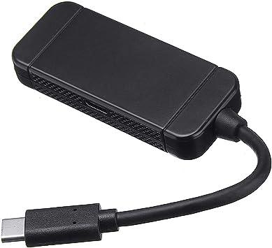 Adaptador de vídeo para Nintendo Switch Game, Consola de 1080P HD 4K, USB 3.0, USB 3.0: Amazon.es: Electrónica