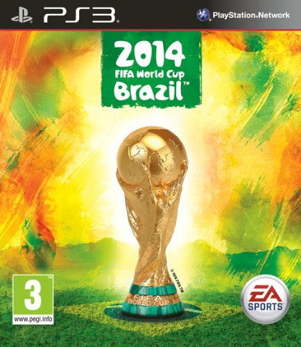 EA Sports 2014 FIFA World Cup Brazil Sony Playstation 3 PS3 Game (Ball World Class Soccer)