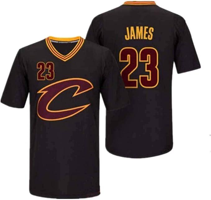 YMXBK Camiseta de Baloncesto de los Hombres Cavaliers 23 James ...