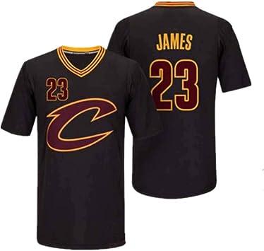 YMXBK Camiseta de Baloncesto de los Hombres Cavaliers 23 ...