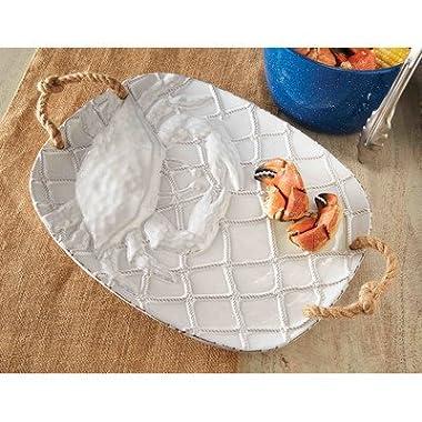 Crab Rope Platter