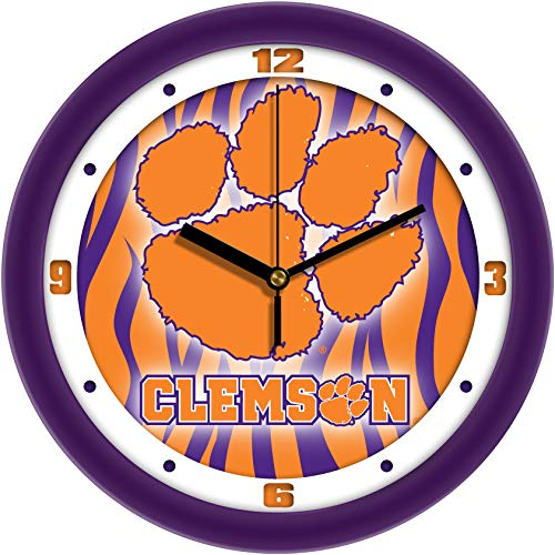 SunTime Clemson Tigers - Dimension Wall Clock ()