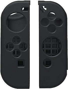 Joy Con Silicona Funda para Nintendo Switch 2 Pack ,color negro: Amazon.es: Electrónica