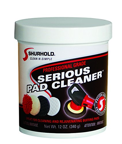Shurhold 30803 Serious Pad Cleaner - 12 oz (Cleaner Marine Serious)