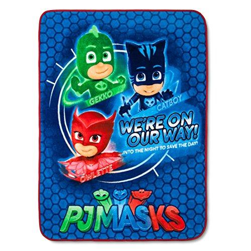 Pj Mask Kids Disney Throw Blanket
