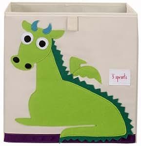 3 Sprouts Storage Box, Dragon