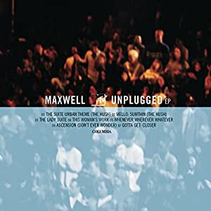 Maxwell: MTV Unplugged