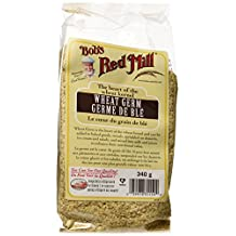 Bob's Red Mill Cereals-Wheat Germ, 340Gm, 4-Count